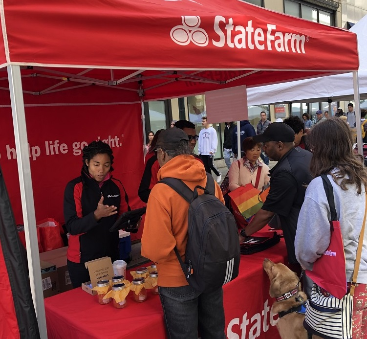 State Farm at Midtown Village Fall Festival