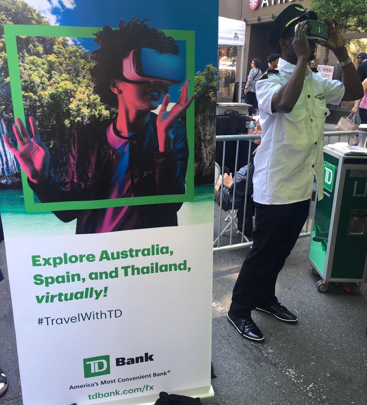 TD Bank at Rittenhouse Row Spring Festival