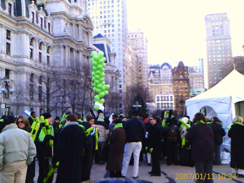 H&R Block National Tax Rally Day at City Hall
